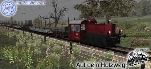 Auf dem Holzweg - Preview Picture