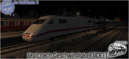 Jagd nach Geschwindigkeit [ICE1] - Preview Picture
