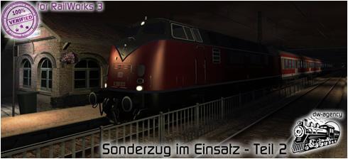 Sonderzug im Einsatz - Teil 2 - Preview Picture