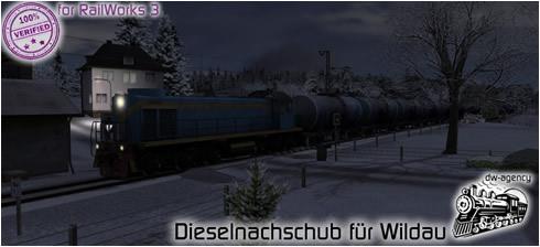 Dieselnachschub für Wildau - Preview Picture