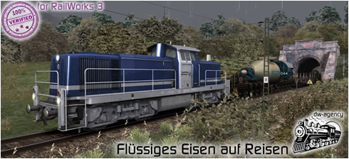 Flüssiges Eisen auf Reisen - Preview Picture