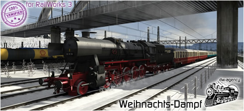 Weihnachts-Dampf - Preview Picture