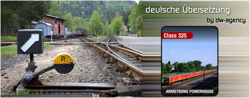 AP Class 325 Sound Pack - deutsche Übersetzung