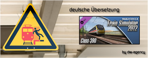 Class 390 Electric Add-on - deutsche Übersetzung