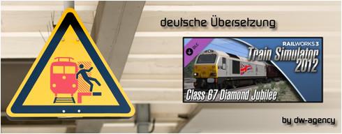 Class 67 Diamond Jubilee Add-On - deutsche Übersetzung