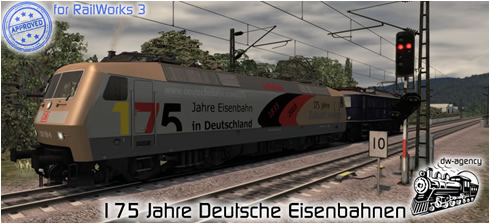 175 Jahre Deutsche Eisenbahnen