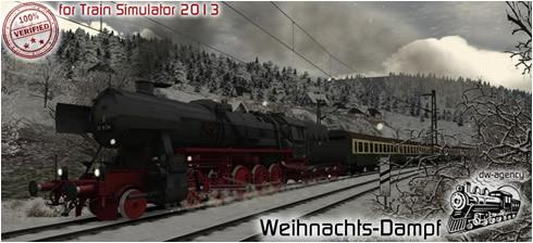 Weihnachts-Dampf - Vorschaubild