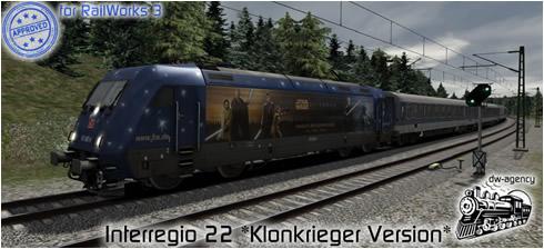 Interregio 22 *Klonkrieger Version* - Preview Picture