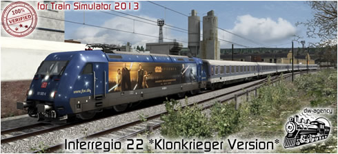 Interregio 22 *Klonkrieger Version* - Vorschaubild