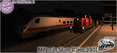 Mitten im Sturm [Class 390] - Preview Picture