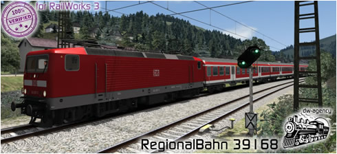 RegionalBahn 39168 - Preview Picture