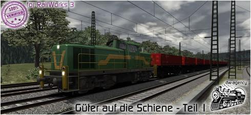 Güter auf die Schiene - Teil 1 - Preview Picture
