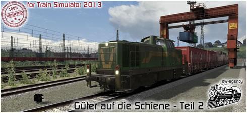 Güter auf die Schiene - Teil 2 - Vorschaubild
