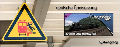 Horseshoe Curve Expansion Pack - deutsche Übersetzung