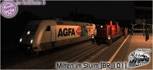 Mitten im Sturm [BR 101] - Preview Picture