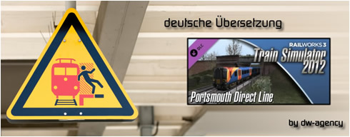 Portsmouth Direct Line Expansion Pack - deutsche Übersetzung