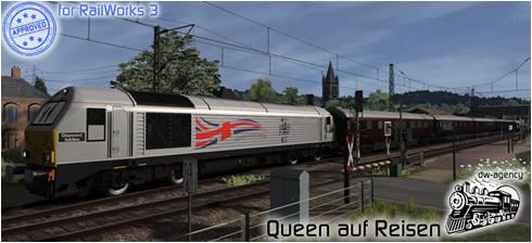 Queen auf Reisen