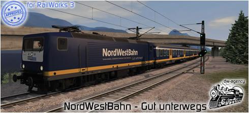 NordWestBahn - Gut unterwegs