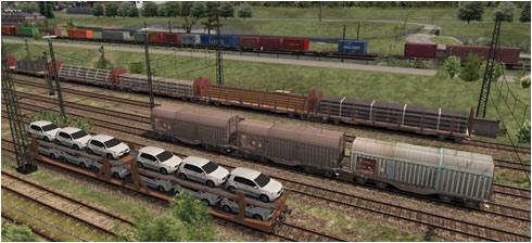 RS Italia Güterwagen - Vorschaubild