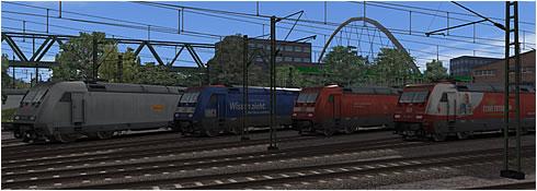 BR 101 Repaints - Vorschaubild