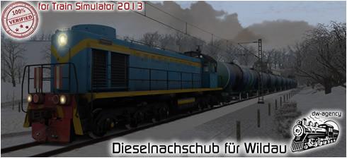 Dieselnachschub für Wildau - Vorschaubild
