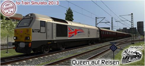 Queen auf Reisen - Vorschaubild