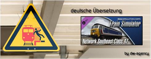 Class 47 NSE - deutsche Übersetzung