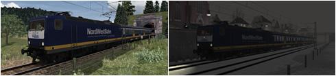 Ersatzzüge im Nahverkehr - Vorschaubild