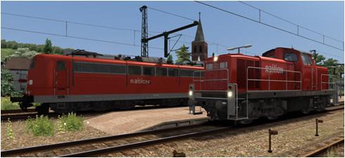 Railion - Vorschaubild
