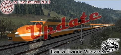 Train à Grande Vitesse - Vorschaubild