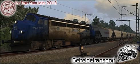Getreidetransport - Vorschaubild