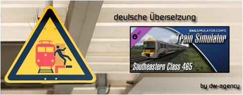 Southeastern Class 465 - deutsche Übersetzung