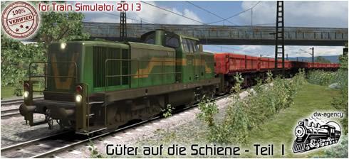 Güter auf die Schiene - Teil 1 - Vorschaubild