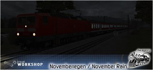 Novemberregen - Vorschaubild