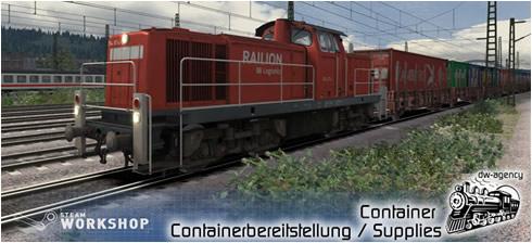 Containerbereitstellung - Vorschaubild