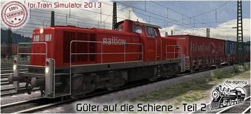 Güter auf die Schiene - Teil 2