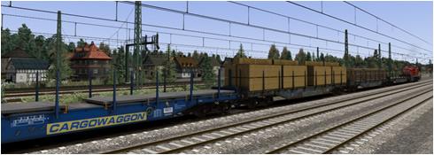 Just Trains IGA Güterwagen - Vorschaubild