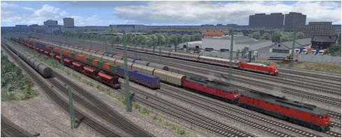 BR 232 Add-On Güterwagen - Vorschaubild