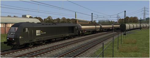 MRCE ER20 Eurorunner Loco Add-On Güterwagen - Vorschaubild
