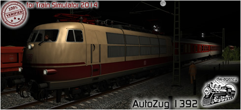 AutoZug 1392 - Vorschaubild