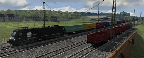 Güterwagen feat TTB Sound - Vorschaubild