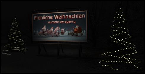 Fröhliche Weihnachten - Vorschaubild