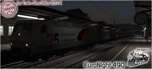 EuroNight 490 - Vorschaubild
