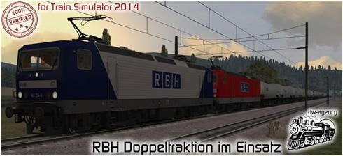 RBH Doppeltraktion im Einsatz - Vorschaubild
