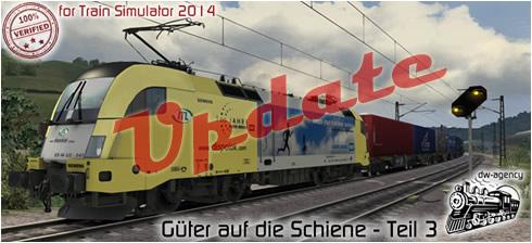 Güter auf die Schiene - Teil 3 - Vorschaubild