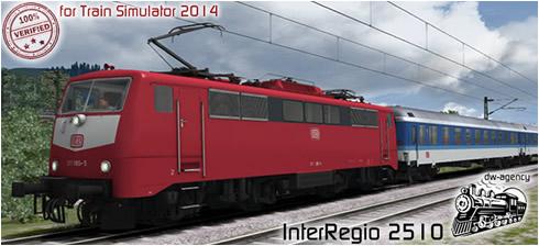 InterRegio 2510 - Vorschaubild