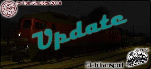 Stahltransport - Vorschaubild
