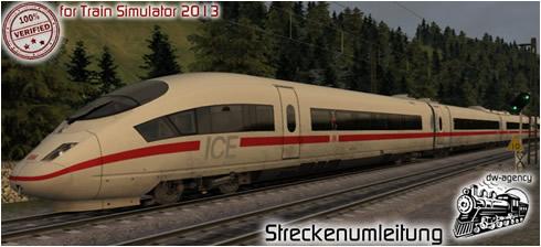 Streckenumleitung - Vorschaubild