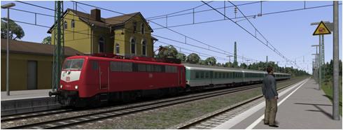 vR n-Wagen mintgrün feat TTB Sound
