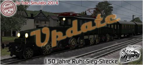 150 Jahre Ruhr-Sieg-Strecke - Preview